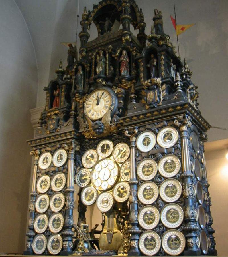 ブザンソン天文時計