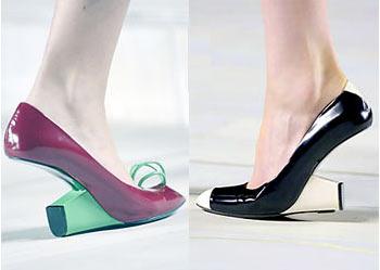 世界一優柔不断な靴