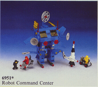Robot Command Center