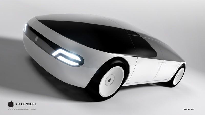 アップルの自動運転車はやっぱりタッチできそう2