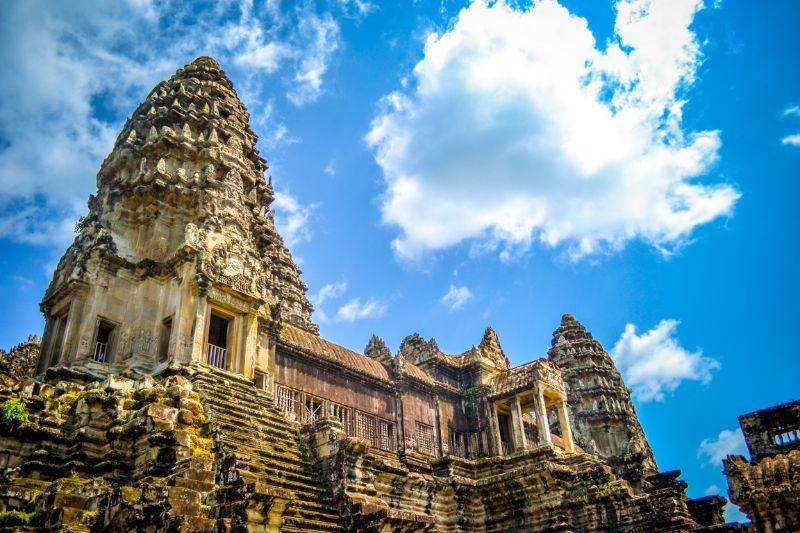 アンコール遺跡、カンボジア