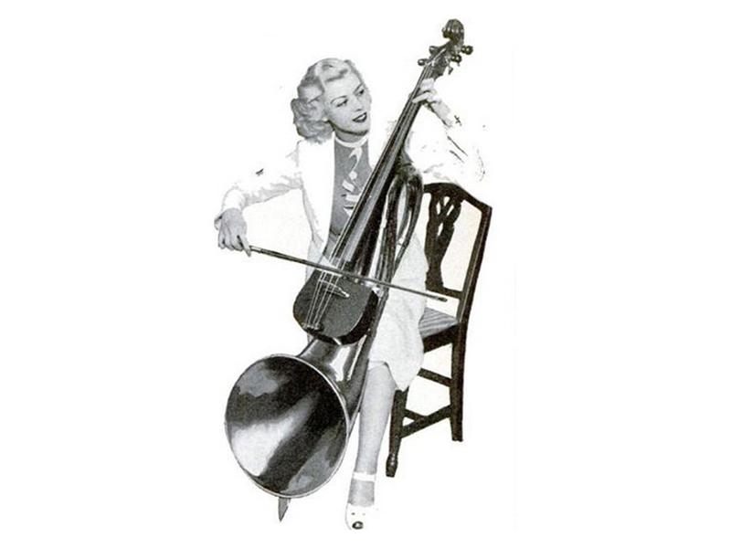 ストローバイオリン