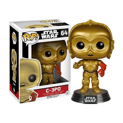 Funko pop! ファンコ C-3PO