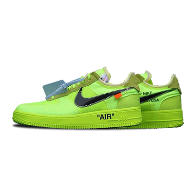 Off-White Nike Air Force 1 Low Volt