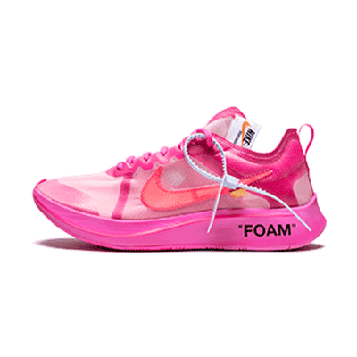 Off-White Nike Zoom Fly Pink